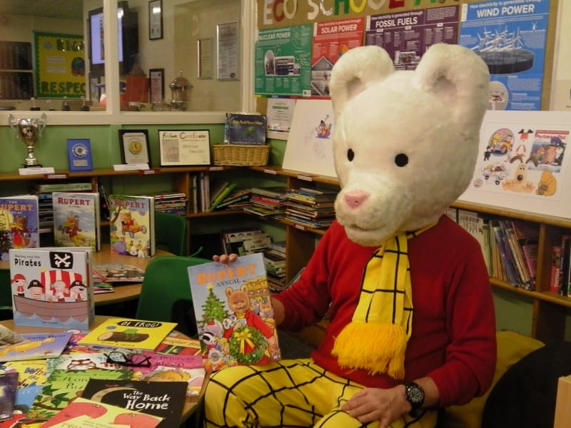 Rupert the Bear : rupert bear costume  - Germanpascual.Com