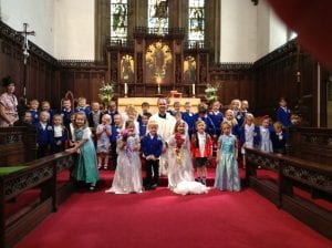 Our Reception Cl Children Were Invited To St Anne S Church Take Part In A Wedding Ceremony The Whole School Had Brilliant Afternoon With Royal